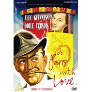 To Paris With Love (UK-import) (DVD)