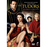 The Tudors - Sesong 2 (DVD)