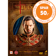 Produktbilde for The Tudors - Den Komplette Serien (DVD)