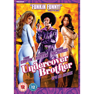Undercover Brother (UK-import) (DVD)