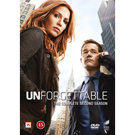 Unforgettable - Sesong 2 (DVD)