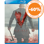 Produktbilde for Vikings - Sesong 3 (BLU-RAY)