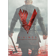 Produktbilde for Vikings - Sesong 3 (DVD)