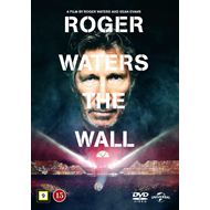 Roger Waters - The Wall (DK-import) (DVD)