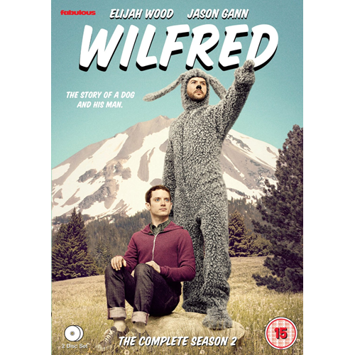 Wilfred - Sesong 2 (UK-import) (DVD)
