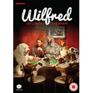 Wilfred - Sesong 3 (UK-import) (DVD)