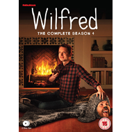 Wilfred - Sesong 4 (UK-import) (DVD)
