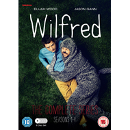 Wilfred - The Complete Series (UK-import) (DVD)