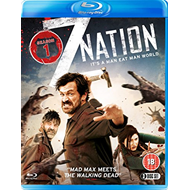 Z nation - Sesong 1 (Blu-ray) (UK-import) (BLU-RAY)