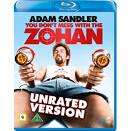You Don't Mess With The Zohan (BLU-RAY)