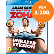 Produktbilde for You Don't Mess With The Zohan (BLU-RAY)