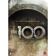 The 100 - Sesong 2 (DVD)
