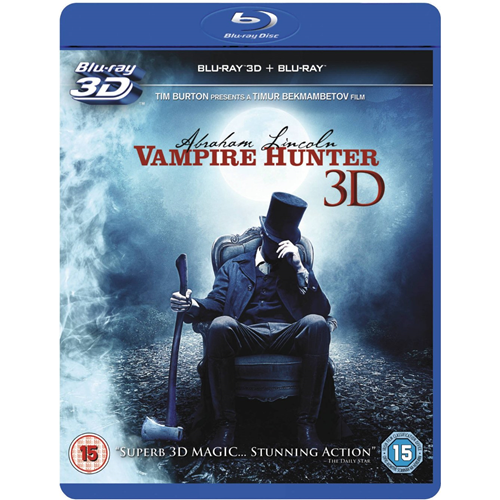 Abraham Lincoln: Vampire Hunter (Blu-ray 3D)