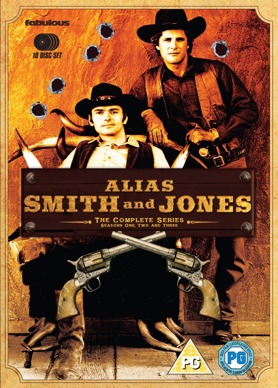 Alias Smith And Jones The Complete Series Uk Import