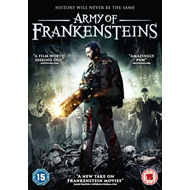 Army Of Frankensteins (UK-import) (DVD)