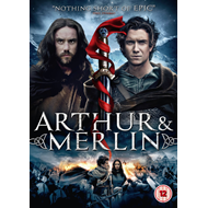 Arthur & Merlin (UK-import) (DVD)