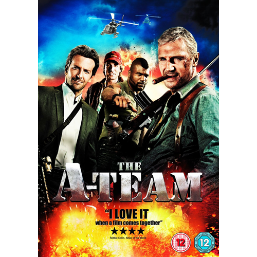 The A-Team (UK-import) (DVD)