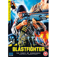 Blastfighter (UK-import) (DVD)