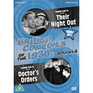 British Comedies Of The 1930s - Vol. 4 (UK-import) (DVD)