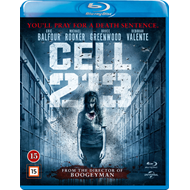 Cell 213 (BLU-RAY)