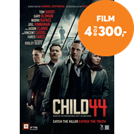 Produktbilde for Child 44 (DVD)