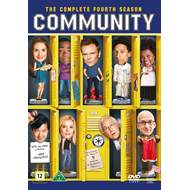 Community - Sesong 4 (DVD)