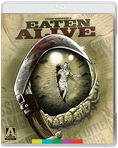 Eaten Alive (UK-import) (Blu-ray + DVD)