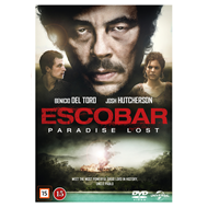 Escobar: Paradise Lost (DVD)