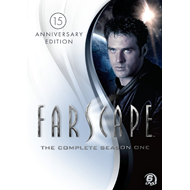 Farscape - Sesong 1 (DVD - SONE 1)