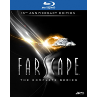 Farscape - The Definitive Collection (BLU-RAY)
