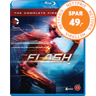 Produktbilde for The Flash - Sesong 1 (BLU-RAY)