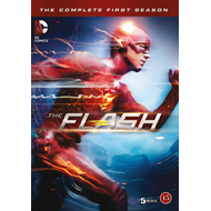The Flash - Sesong 1 (DVD)
