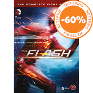 Produktbilde for The Flash - Sesong 1 (DVD)