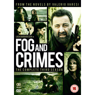 Fog & Crimes - Sesong 3 (UK-import) (DVD)