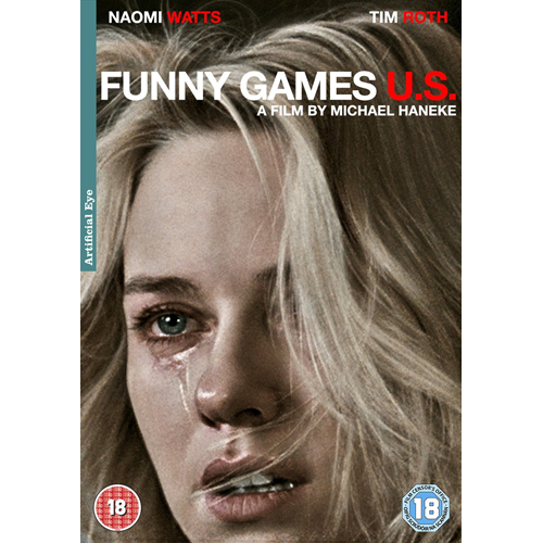 Funny Games (2007) (UK-import) (DVD)