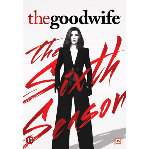 The Good Wife - Sesong 6 (DVD)