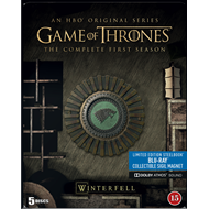 Game Of Thrones - Sesong 1 - Limited Edition Steelbook (BLU-RAY)