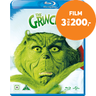 Produktbilde for Grinchen (2000) - 15th Anniversay Edition (BLU-RAY)