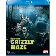 Into The Grizzly Maze (BLU-RAY)