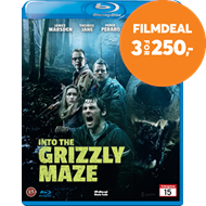 Produktbilde for Into The Grizzly Maze (BLU-RAY)
