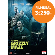 Produktbilde for Into The Grizzly Maze (DVD)