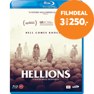 Produktbilde for Hellions (BLU-RAY)