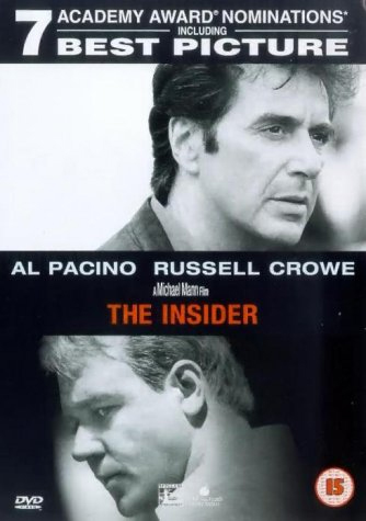 The Insider (UK-import) (DVD)