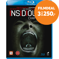 Produktbilde for Insidious: Chapter 3 (BLU-RAY)