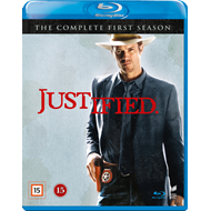 Justified - Sesong 1 (BLU-RAY)