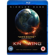 Knowing (UK-import) (BLU-RAY)