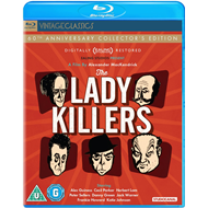 The Ladykillers (UK-import) (BLU-RAY)