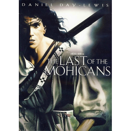 The Last Of The Mohicans (DVD - SONE 1)