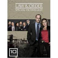 Law & Order: Special Victims Unit - Sesong 10 (DVD)