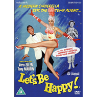 Let's Be Happy (UK-import) (DVD)